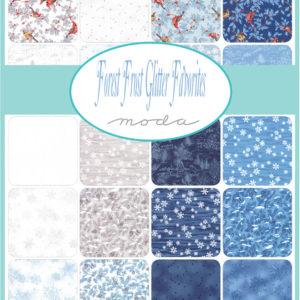 Forest Frost Glitter Favorites